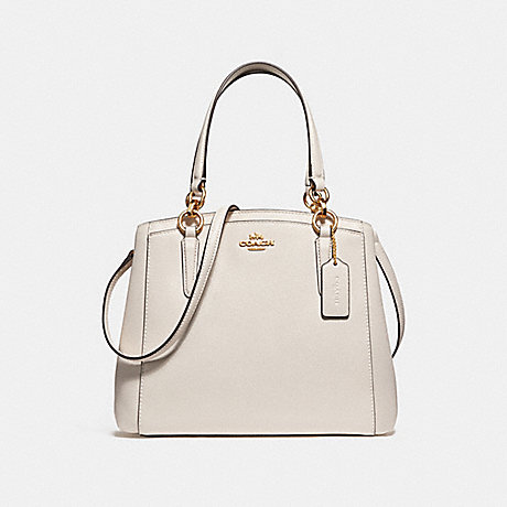 COACH f13683 MINETTA CROSSBODY CHALK/IMITATION GOLD