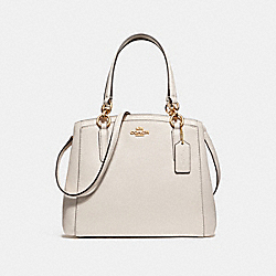 MINETTA CROSSBODY - f13683 - CHALK/IMITATION GOLD