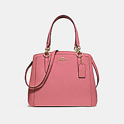COACH F13683 - MINETTA CROSSBODY PEONY/LIGHT GOLD
