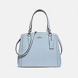MINETTA CROSSBODY - f13683 - SILVER/PALE BLUE