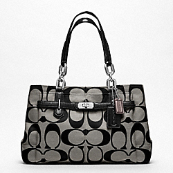 COACH F17806 - CHELSEA SIGNATURE JAYDEN CARRYALL ONE-COLOR