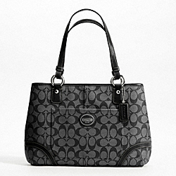 COACH F18923 - PEYTON SHOPPER CARRYALL ONE-COLOR