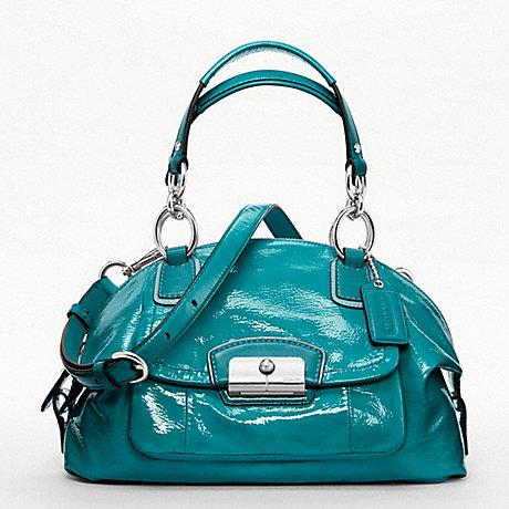 Teal Satchel Handbag | Luggage And Suitcases