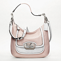 COACH F19310 - KRISTIN SPECTATOR LEATHER HOBO ONE-COLOR