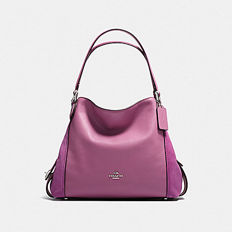 COACH F20164 EDIE SHOULDER BAG 31 SV/PRIMROSE