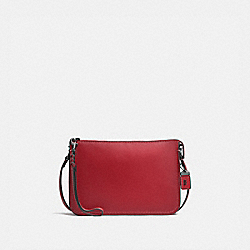 SOHO CROSSBODY - f21035 - WASHED RED/BLACK COPPER