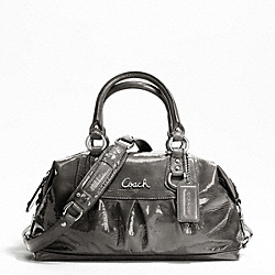 COACH F21042 - ASHLEY PATENT SATCHEL ONE-COLOR