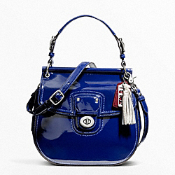 COACH F21244 - PATENT NEW WILLIS ONE-COLOR