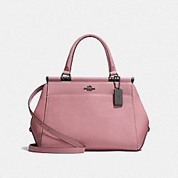 COACH F21343 - GRACE BAG DK/DUSTY ROSE