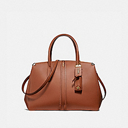 COACH F22821 Cooper Carryall 1941 SADDLE/BRASS