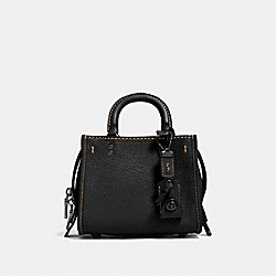 COACH F22978 Rogue 17 BLACK/BLACK COPPER