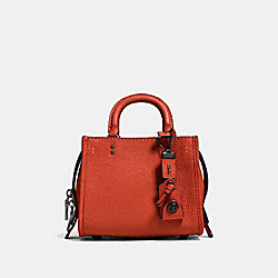 COACH F22978 Rogue 17 VERMILLION/BLACK COPPER