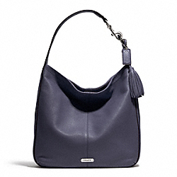 COACH AVERY LEATHER HOBO - ONE COLOR - F23309