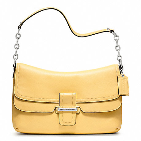 COACH F23346 MADISON LEATHER FLAP ONE-COLOR