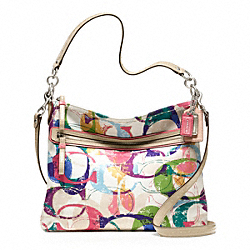 COACH F23376 - POPPY STAMPED C HIPPIE ONE-COLOR