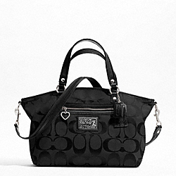 COACH F23391 - DAISY SIGNATURE LARGE SATCHEL ONE-COLOR