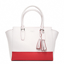 COACH F23414 - LEATHER MEDIUM CANDACE CARRYALL ONE-COLOR
