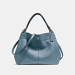SMALL LEXY SHOULDER BAG - f23537 - SILVER/DUSK 2