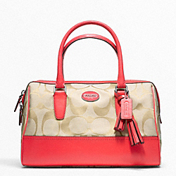 COACH F23575 - SIGNATURE HALEY SATCHEL ONE-COLOR