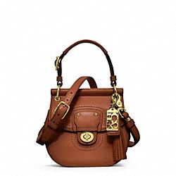 COACH F23706 Leather Mini Willis