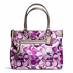 COACH F23939 - DAISY KALEIDOSCOPE PRINT EMMA TOTE ONE-COLOR