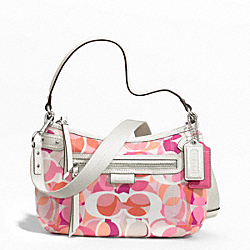 COACH F24025 - DAISY KALEIDOSCOPE PRINT CROSSBODY ONE-COLOR
