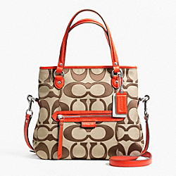 COACH F24064 Daisy Outline Signature Mia