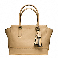COACH F24201 Leather Medium Candace Carryall