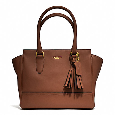 LEATHER CANDACE CARRYALL - COACH F24202 - ONE-COLOR