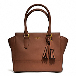 COACH F24202 - LEATHER CANDACE CARRYALL ONE-COLOR