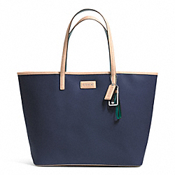 PARK METRO LEATHER TOTE - f24341 - 26008