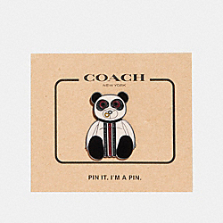 COACH F24357 Rocky Pin MULTICOLOR
