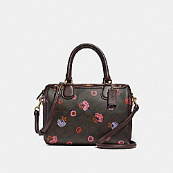 COACH F24371 Mini Bennett Satchel With Primrose Floral Print IMBMC