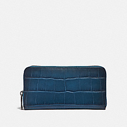 COACH F24417 - ACCORDION WALLET MINERAL