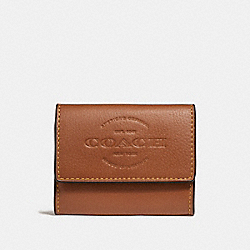 COACH F24652 Coin Case SADDLE