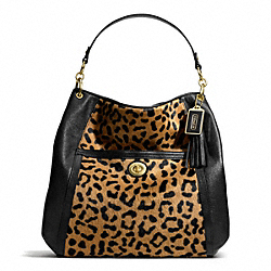 COACH F24662 - PARK HAIRCALF HOBO ONE-COLOR