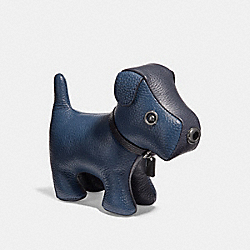 DOG PAPERWEIGHT - f24738 - DENIM