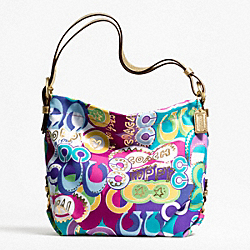 COACH F24821 - POP C DUFFLE ONE-COLOR