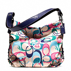 COACH F24941 - IKAT PRINT DUFFLE ONE-COLOR