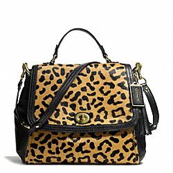 COACH F24986 - PARK HAIRCALF FLAP ONE-COLOR