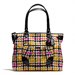 COACH F25083 - DAISY WOOL EMMA TOTE ONE-COLOR