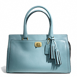 COACH F25359 - LEATHER CHELSEA CARRYALL ONE-COLOR