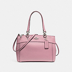 COACH F25397 - BROOKE CARRYALL SILVER/BLUSH 2