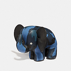 COACH F25434 Elephant Paperweight DUSK MULTI