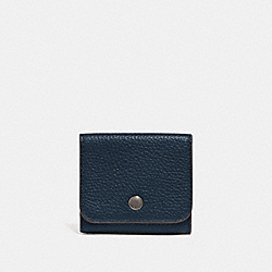 COACH F25472 Earbud Wrap DENIM