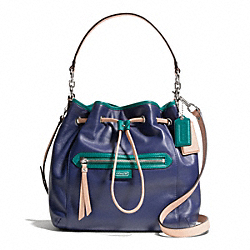 COACH F25662 - DAISY SPECTATOR LEATHER DRAWSTRING SHOULDER BAG ONE-COLOR
