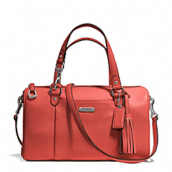 COACH F26121 - AVERY LEATHER SATCHEL ONE-COLOR