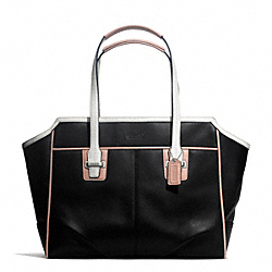 COACH F26132 - TAYLOR SPECTATOR LEATHER CARRYALL ONE-COLOR