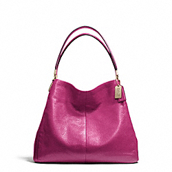 COACH F26224 Madison Small Phoebe Shoulder Bag In Leather