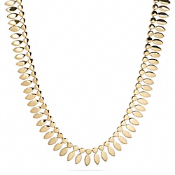 CUPCHAIN METAL NECKLACE - f26487 - F26487GDGD